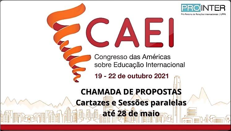 CAEI Chile-2021: Chamada de propostas para Cartazes e Sessões Paralelas