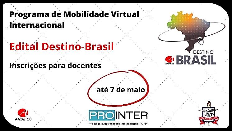 Andifes lança Programa de Mobilidade Virtual Internacional