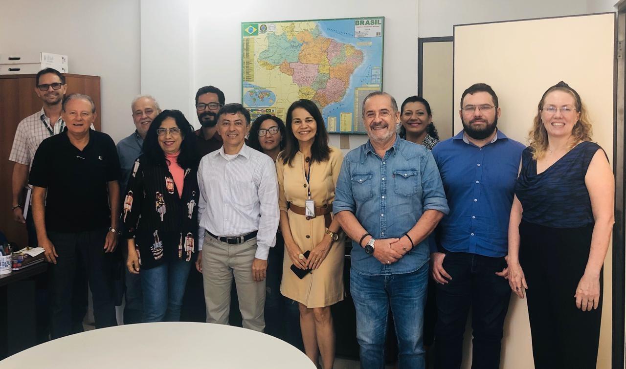 Comitê de Governança UFPA-Hydro se reúne para debater proposta de coparticipação