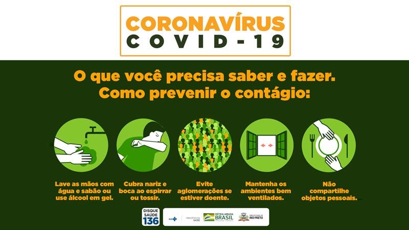 CORONAVÍRUS (COVID-19): O que você precisa saber e fazer